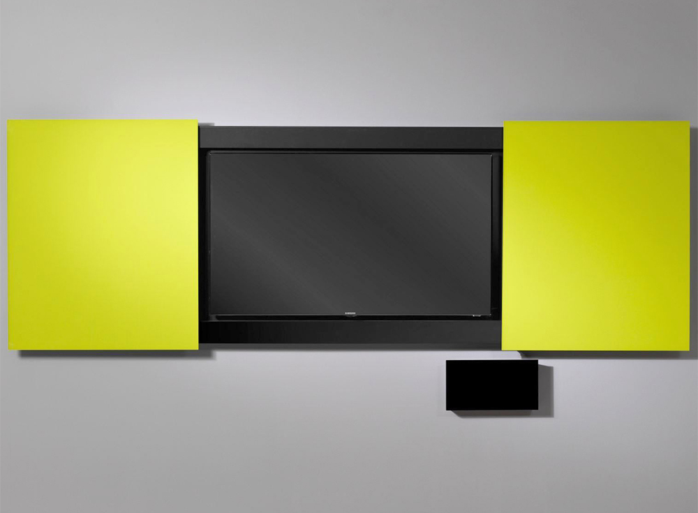 Integrated Cabinet