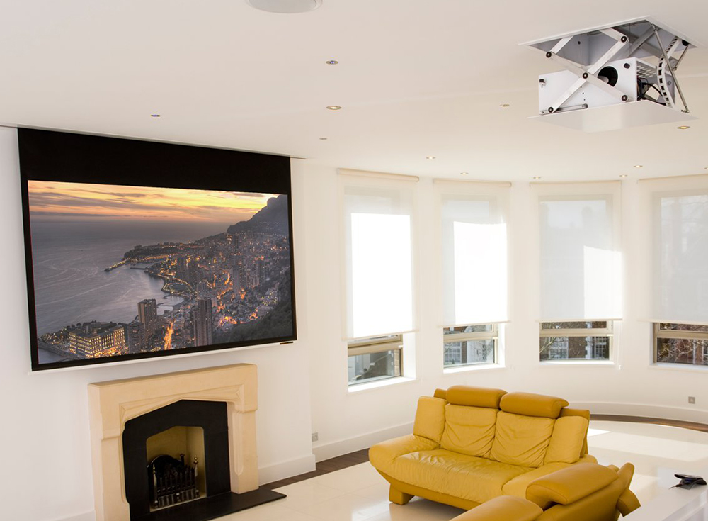 Projection Ceiling Lift